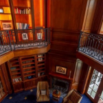 2-story Library