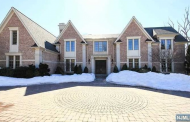 $6.998 Million Brick Mansion In Cresskill, NJ