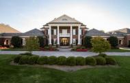 17,000 Square Foot Lakefront Brick Mansion In Gallatin, TN