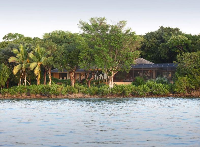 Pumpkin Key A 110 Million Private Island In The Florida