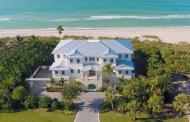 $7.395 Million Newly Built Beachfront Home In Longboat Key, FL