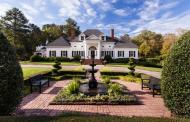 15,000 Square Foot Classic Georgian Mansion In Johns Creek, GA
