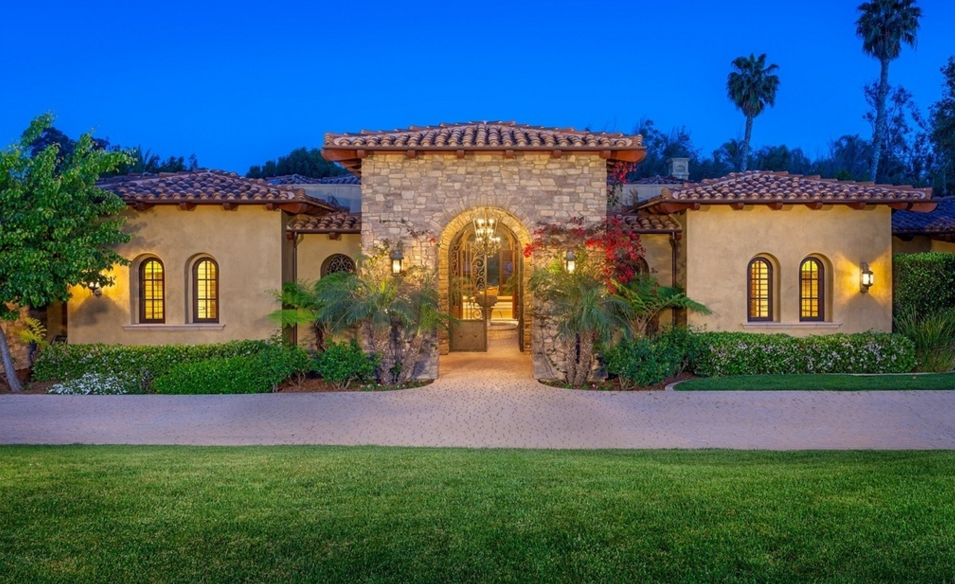 10 000 square foot mediterranean mansion in san diego ca for 10000 square feet house