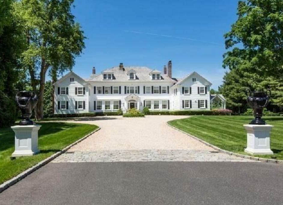 14,000 Square Foot Historic Colonial Revival Mansion In Lattingtown, NY