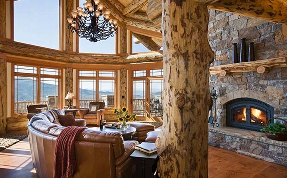 See Me Lodge A 4 95 Million Log Home In Steamboat