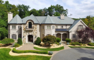 $2.6 Million French Inspired Stone & Stucco Home In Montville, NJ