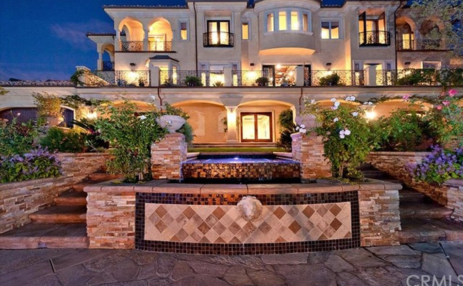 10 000 Square Foot Mediterranean Mansion In Chino Hills