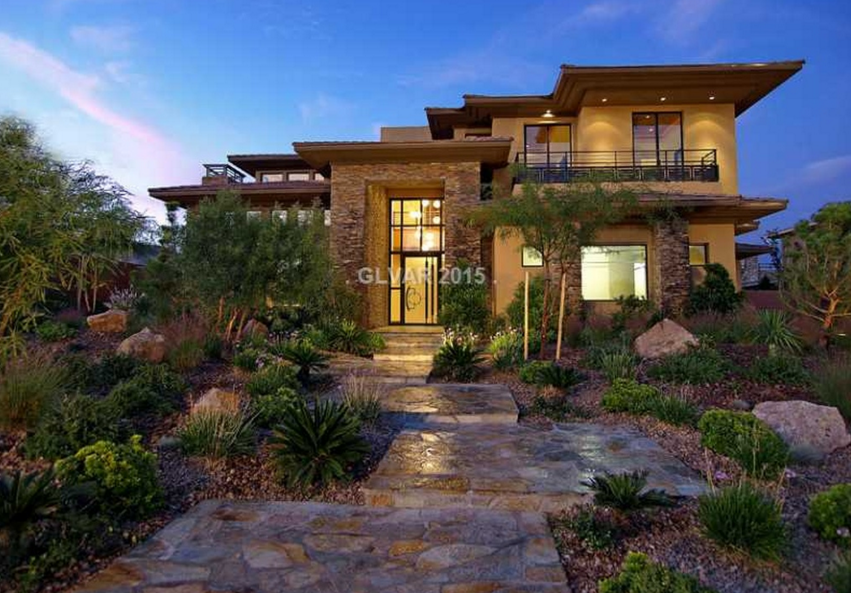 $4.4 Million Contemporary Home In Las Vegas, NV