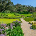 Gardens & Putting Green