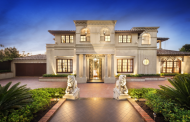 Stately Home In Victoria, Australia