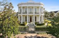 $7.9 Million Historic Mansion In New Orleans, LA
