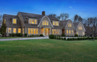 $6.195 Million Newly Built Shingle Style Mansion In Southampton, NY