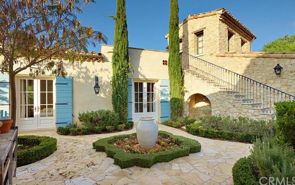 La Bastide A French Provincial Mansion In Irvine Ca