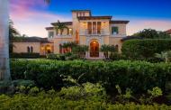 $5.295 Million Lakefront Mediterranean Home In Naples, FL