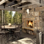 BBQ & Fireplace