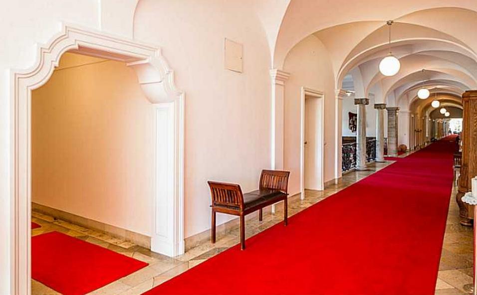 28 000 Square Foot Mega Mansion In Brandenburg Germany