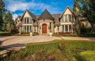 18,000 Square Foot French Country Estate In Englewood, CO
