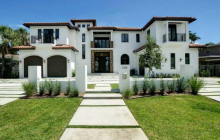 $5.795 Million Newly Built Waterfront Home In Fort Lauderdale, FL
