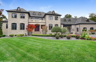12,000 Square Foot Stone Mansion In Homer Glen, IL