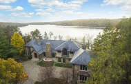 $3.995 Million Riverfront Home In Troy, WI
