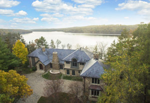 3 995 Million Riverfront Home In Troy Wi Homes Of The