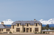$11.95 Million Newly Built Italian Inspired Estate In Bend, OR