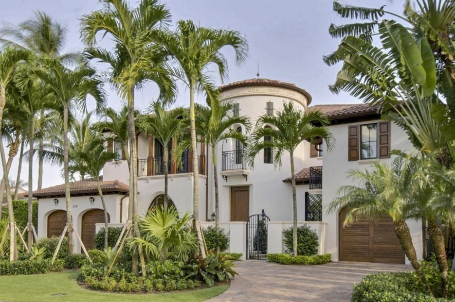 $6.7 Million Italian Inspired Waterfront Home In Fort Lauderdale, FL