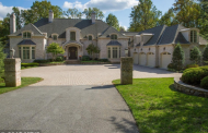 15,000 Square Foot Brick Mansion In Ellicott City, MD