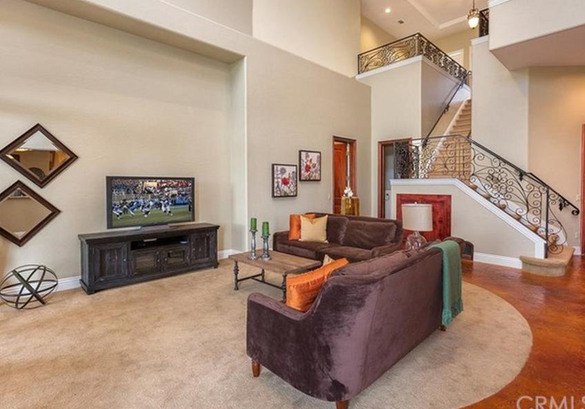 Living Spaces Murrieta : $3.488 Million Mediterranean Mansion In Murrieta, CA ...