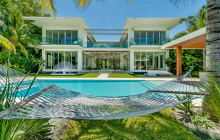 $26.188 Million Newly Built Waterfront Contemporary Mansion In Miami Beach, FL