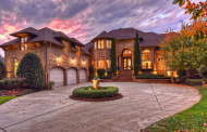 $2.9 Million Lakefront Brick Mansion In Cornelius, NC