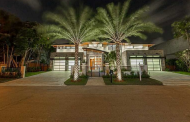 $5.299 Million Newly Built Waterfront Contemporary Home In Fort Lauderdale, FL