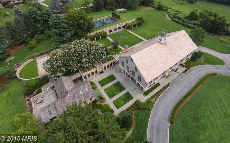 12,000 Square Foot Barn Transformed Into A Luxury Home In Stevenson, MD