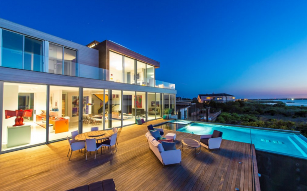 22995 Million Newly Built Modern Waterfront Home In
