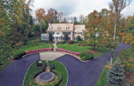 Fox Gate – A $4.4 Million Colonial Home In Lower Gwynedd, PA