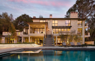 $16.4 Million Newly Built Contemporary Mansion In Atherton, CA