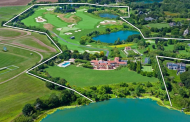 Three Ponds Farm Estate In Bridgehamtpon, NY Re-listed For $50 Million