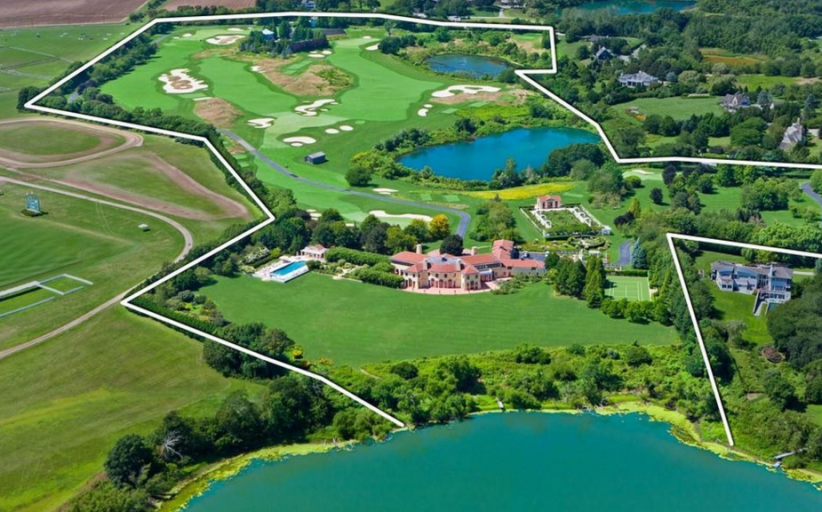 Three Ponds Farm Estate In Bridgehamtpon, NY Re-listed For $50 Million