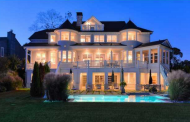 $3.5 Million Riverfront Mansion In Brick, NJ