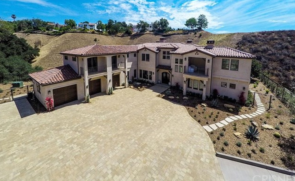 $3.995 Million Newly Built Home In Calabasas, CA