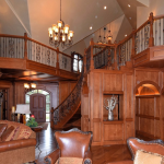 2-story Great Room/Dining Room