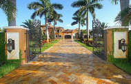 14,000 Square Foot Mediterranean Mansion In Southwest Ranches, FL