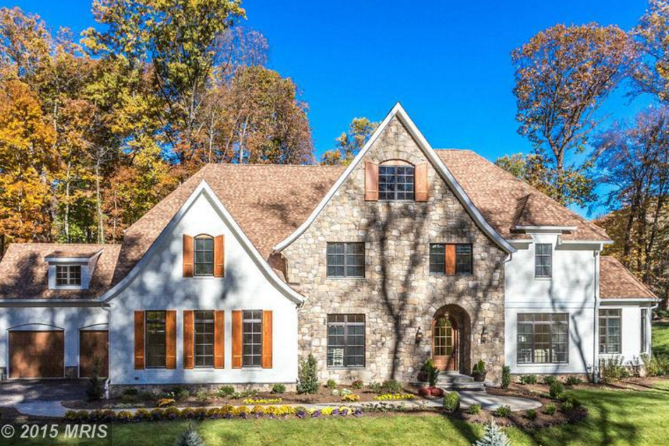 $3.699 Million Newly Built Colonial Mansion In McLean, VA