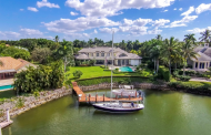 $19.5 Million Waterfront Mansion In Naples, FL