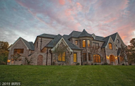 10,000 Square Foot Newly Built Brick & Limestone Mansion In McLean, VA