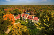 Hillandale – A $75 Million 262 Acre Estate In Pound Ridge, NY
