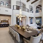 2-story Great Room & Dining Room