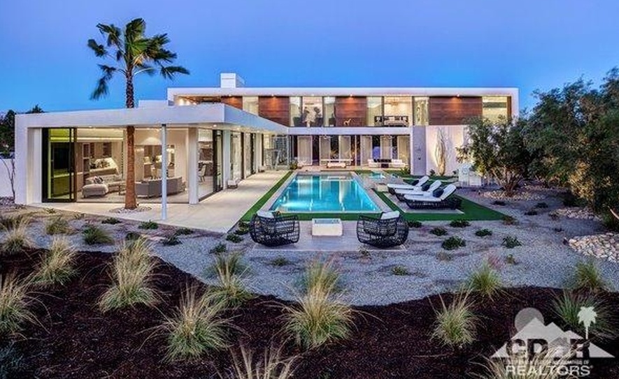 $6 575 Million Newly Built Modern Home In La Quinta CA