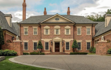 Little Orchard Grange – A 15 Acre English Inspired Estate In Nolensville, TN