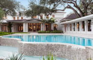 13,000 Square Foot Newly Built Lakefront Mansion In Coral Gables, FL